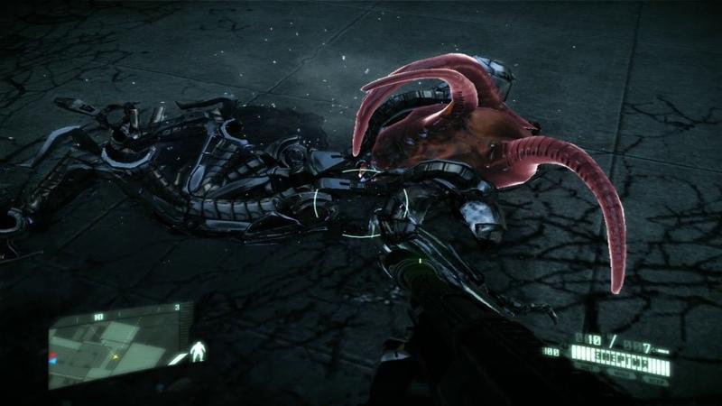 Crysis2 Прохождение Часть 6 Сердце тьмы