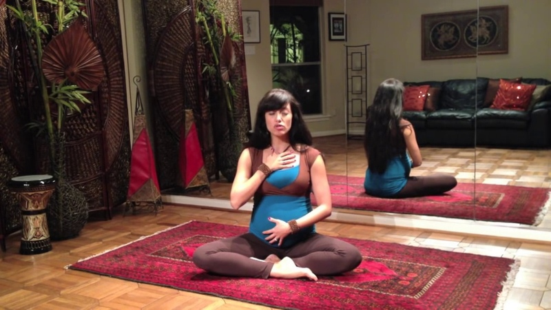 Belly Dance Lessons Prenatal Belly Dance Floor Warmup