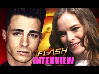 'The Flash's Danielle Panabaker: Colton Haynes Hottest Guy On CW