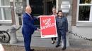 Minister Grapperhaus bezoekt Amsterdam ivm geweld tegen LHBTI personen