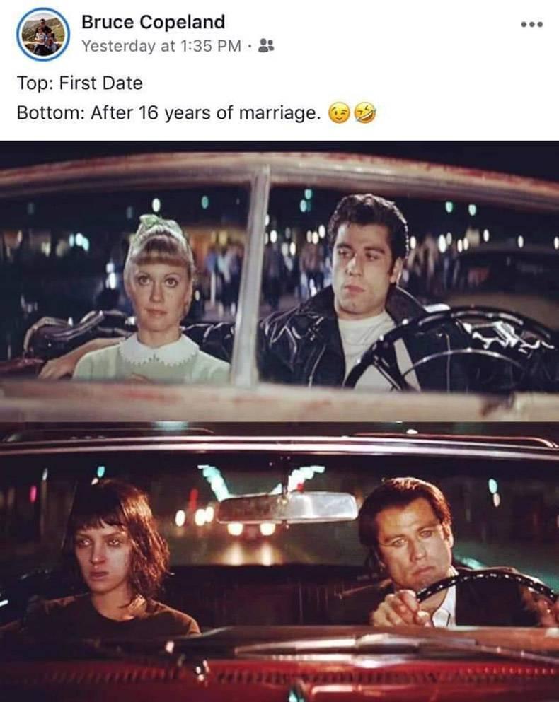 16 лет брака.