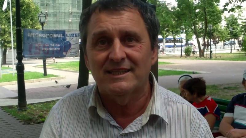 Zice că e hărţuit acum şi penal de către sectorist - Curaj.TV