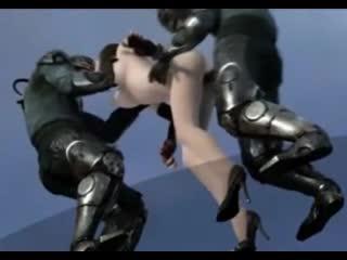 Final fantasy. tifa gangbanged and gives extremely sexy heeljob - pornhub.com 3d hentai acg18