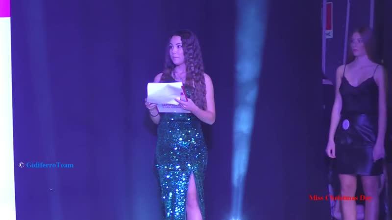 Miss Christmas Day Seconda Parte Modella per un Giorno Teatro Aurora Marghera