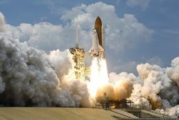 «Роскосмос» запатентовал схему двигателя для космического самолёта