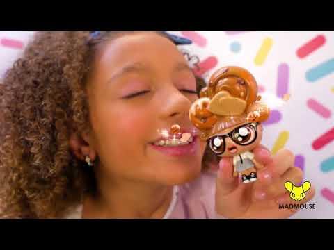 Куколки Мороженки сквиши стайл (GELATEENZ)