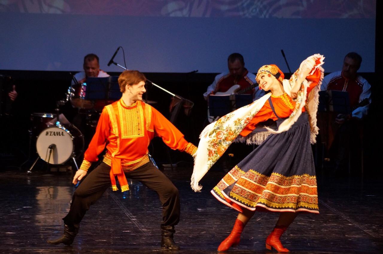 Афиша Новосибирск Вечерошная Хороводица. Юбилейный концерт в ДКЖ