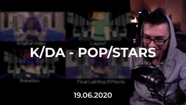 Правильный клип на KDA POPSTAR - notDarik on Twitch