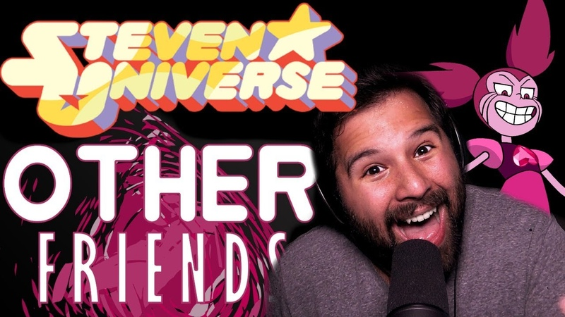 Steven Universe Other Friends Male Cover by Caleb Hyles