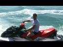 Морская полиция инспектирует пляжи Адлерского района Сочи
