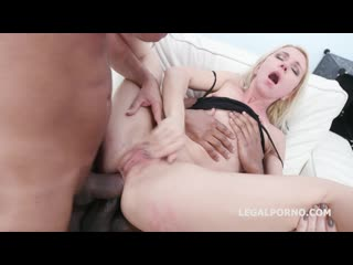 Black ravage, sindy rose insane toys and fisting, anal and dap fucking with buttroses and swallow gio1229