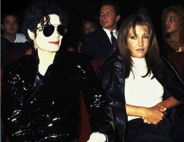 Дамы сердца Майкла Джексона. Лиза Мария Пресли. Часть 1., изображение №11