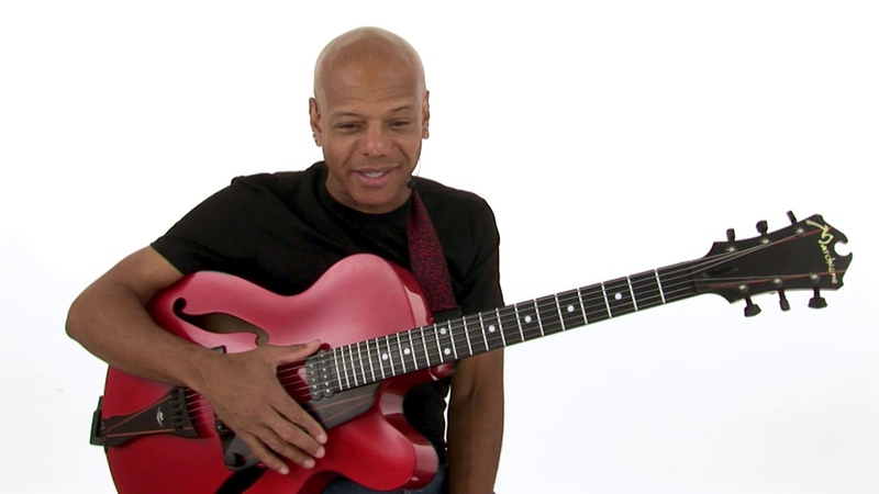 🎸Jazz Guitar Lesson Joe Hen's Major Seven Reharm Situation Study 2 Mark Whitfield