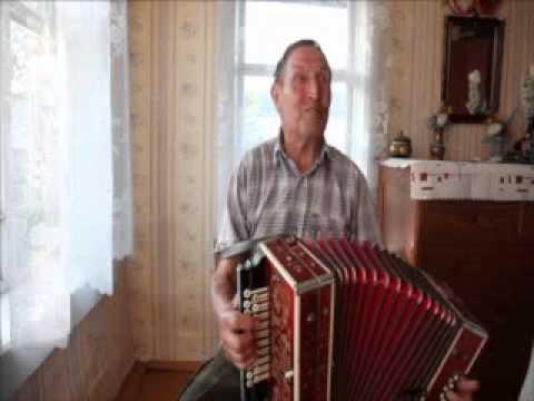 Гармонист из Тарноги Вениамин Курбатов