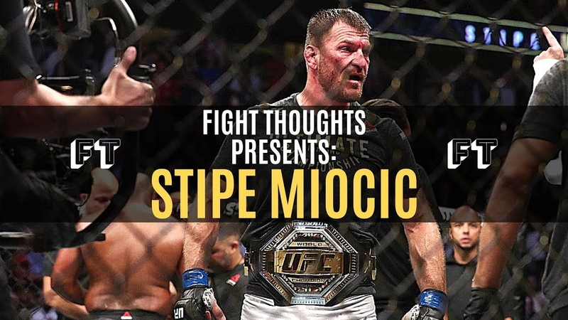 Stipe Miocic Highlights 2019