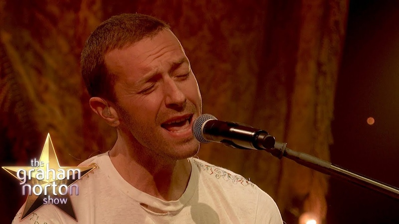 Coldplay Perform 'Everyday Life' LIVE! | The Graham Norton Show