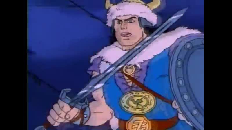 Конан искатель приключений Conan the Adventurer Долина амазонок 51 Серия