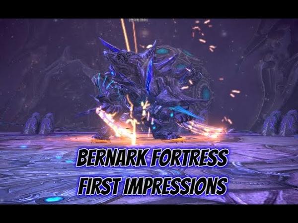 [ KTERA ] Bernark Fortress (New 458 Dungeon) - First Impressions