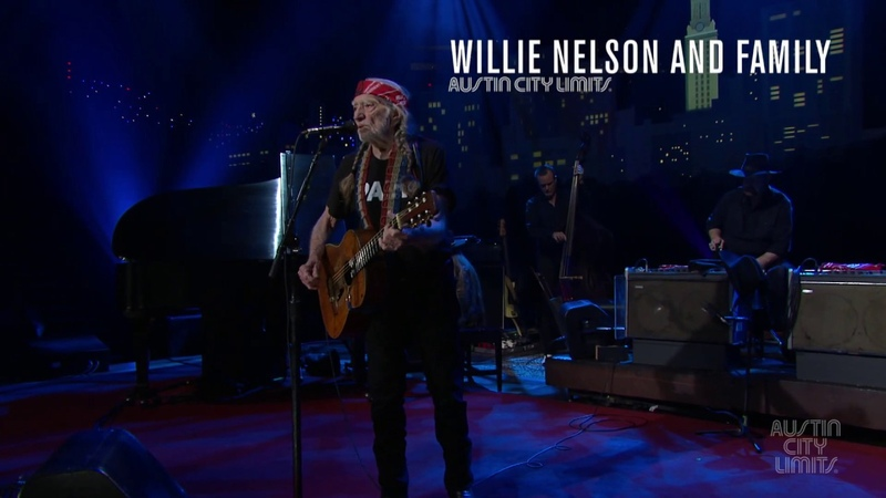 Willie Nelson The Family Band return to Austin City Limits