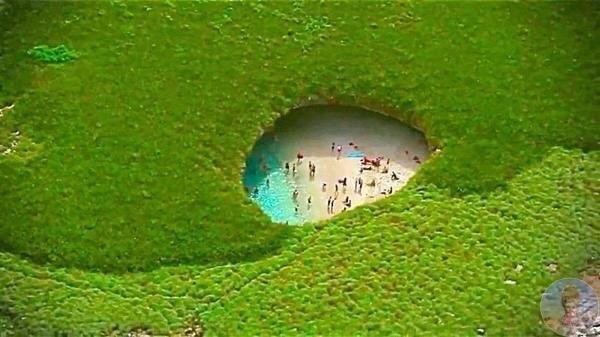 Секретный пляж в Мексике, острова Мариетас.