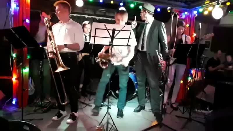 Lucky 8 Ska Jazz Ensemble Money Cant Buy Life