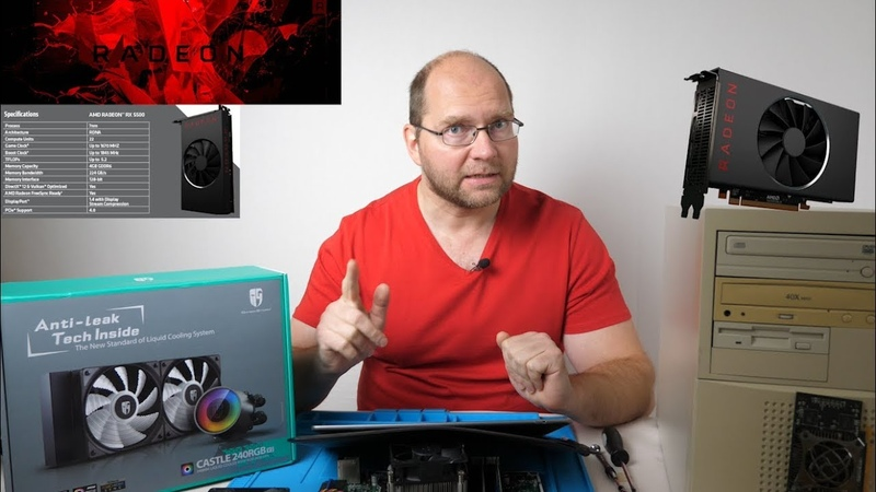 GTX 1650 или Radeon RX 5500 I AMD RTX Killer против Nvidia RTX 2080Ti