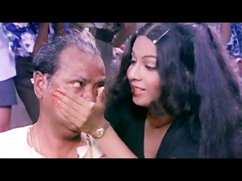 Kaali Raat Aai Classic Fun Hindi Song Qaid Vinod Khanna Leena Chandavarkar