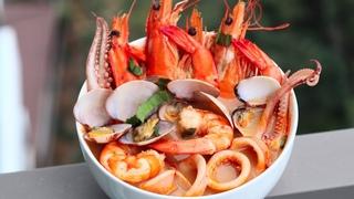 ТОМ ЯМ с креветками, ВОСХИТИТЕЛЬНЫЙ! Рецепт настоящего тайского супа Tom Yam Kung с морепродуктами