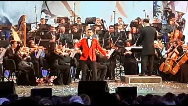 Радмир Хасанов Хинэ килдем иркэм Рим Хасанов Симфонический оркестр .mp4
