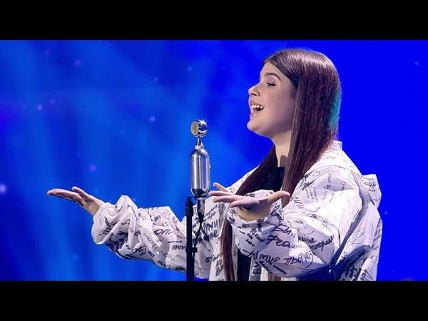 Шла целых 6 лет Как белоруска Алина Пехтерева готовилась к детскому конкурсу Евровидение 2020