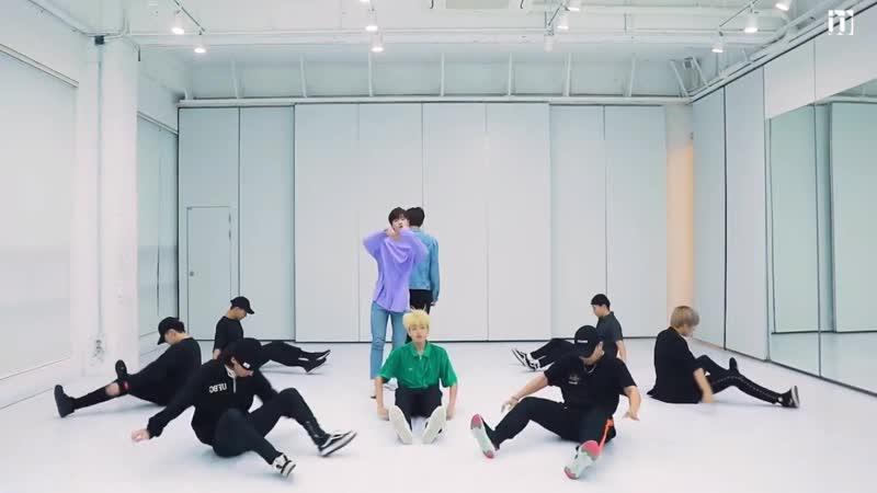 TEEN TEEN ¦ It`s on you ¦ Mirrored Dance Practice