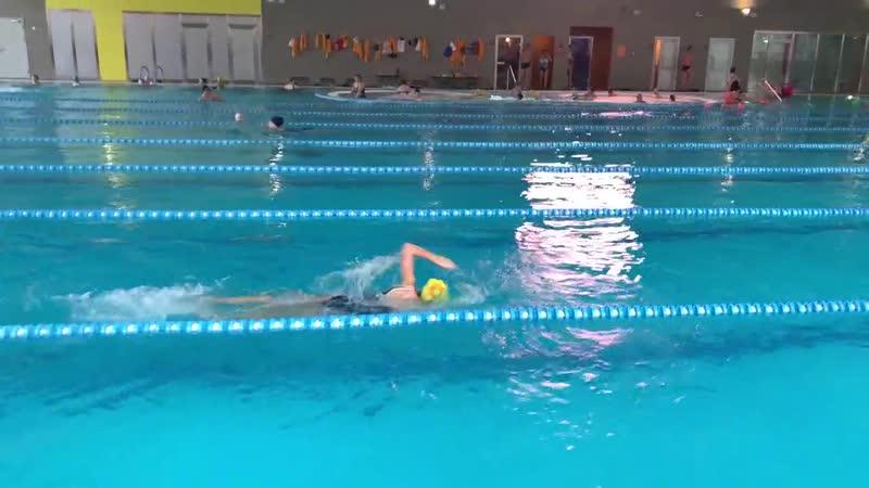 Открытые соревнования по плаванию Citrus Fitness 10.11.2019 Челябинск