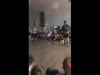 Прямой эфир третьего тура танцевального баттла Kill the beat на Академии танцев