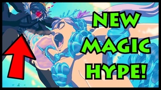 Noelle's NEW FORM is incredible! Noelle vs. Vanica + Megicula, Blood Magic TWIST!   Black Clover