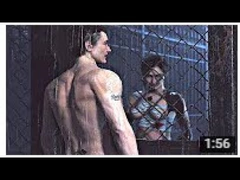 Resident Evil 2 Remake Beachboy Leon Flirts With Bandage Claire