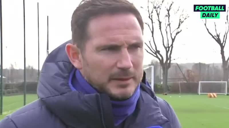Lampard on Ziyech