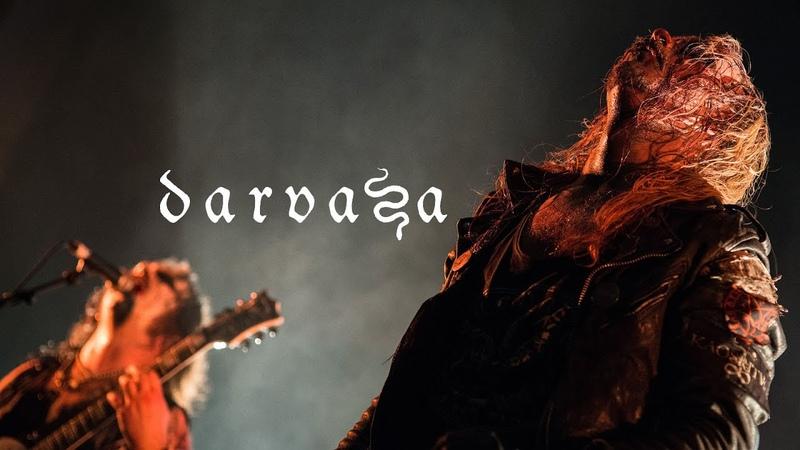 Darvaza Towards the Darkest Mystery live in Brussels 7 03 2019