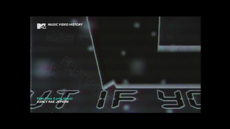 Carly Rae Jepsen First Time Lyric video