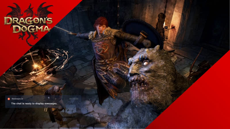 Dragon's Dogma Dark Arisen - Развлекуха на каникуллах