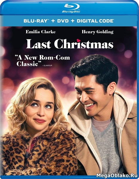 Рождество на двоих / Last Christmas (2019/BDRip/HDRip)