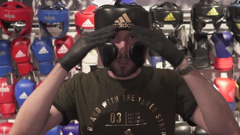 Шлем для бокса adidas adiStar PRO