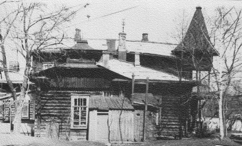 Деревянные здания старой Вятки. 7 утраченных шедевров архитектуры., изображение №19