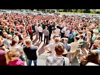 Беларусь. Забастовки. Пятый день протестов | Прямой эфир