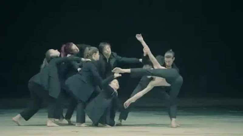 BTS 방탄소년단 Black Swan Art Film performed by MN Dance Company корея@musasia2020