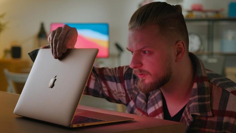 Обзор MacBook Air на M1 БЕЗУМИЕ