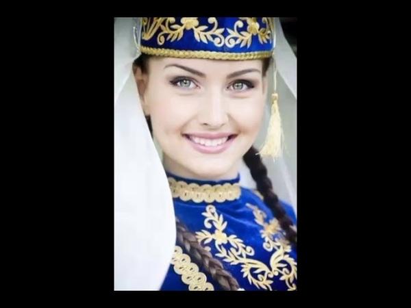 Kırım Tatar Türküsü - Elnara Küçük - Sevdim Seni Kara Gözlüm Tataristan