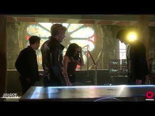 Shadowhunters  Season 3B Bloopers  Part 1  Freeform