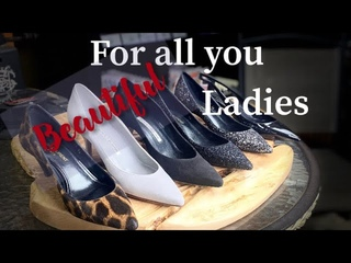 Sole Guards added to these beautiful Manolo and Saint Laurent  shoes