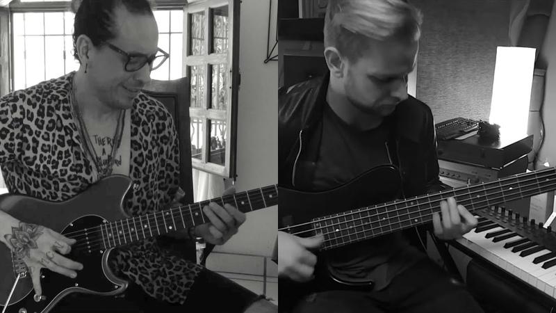 Itto Coutiño feat The Gudics Twins tocando Guitarra ANMIEK JJE 2 Demostración