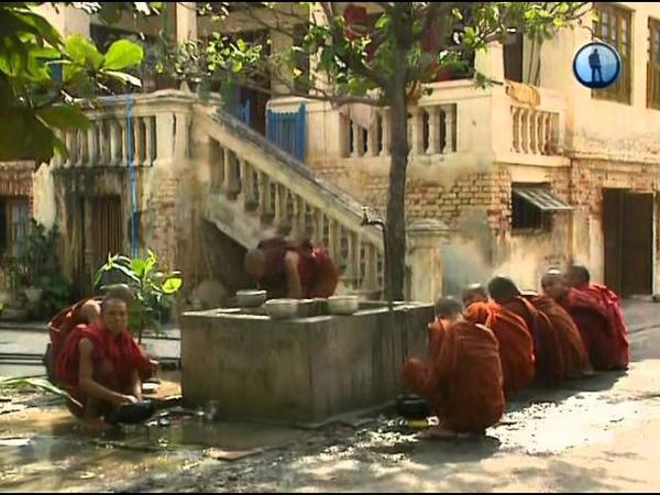 Страна золотых Будд Бирма